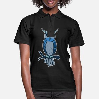 Uil uil - Vrouwen poloshirt