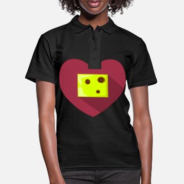 Heartache Heart // Heartbreaker // Love // Heartache - Women's Polo Shirt