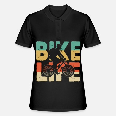 Bicycle gift - Women's Polo Shirt