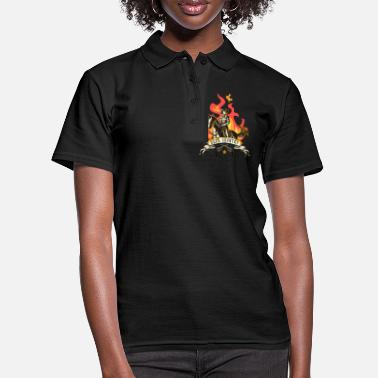 Clubbers Dark Country, Dark Country Humor oscuro, Clubbers, - Camiseta polo mujer
