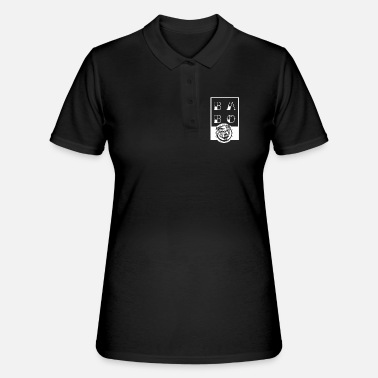 Babo the Club - Frauen Poloshirt