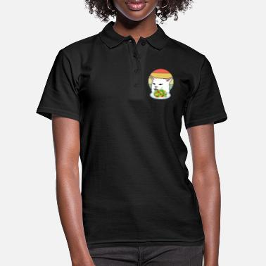Smudge Smudge the Cat - Women's Polo Shirt