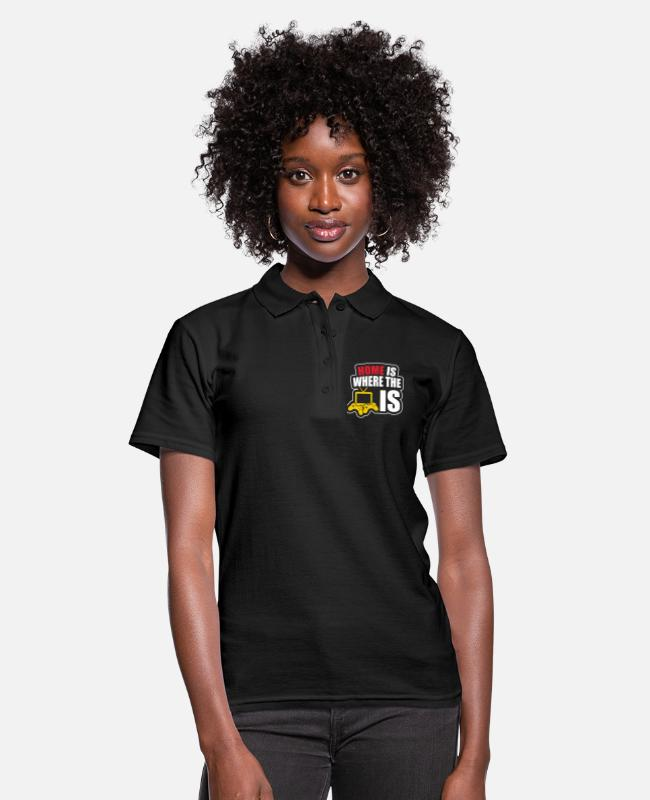 E-gaming Camisetas polo - Gamer - Camiseta polo mujer negro