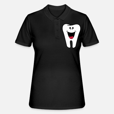 Tooth tooth - Women's Polo Shirt
