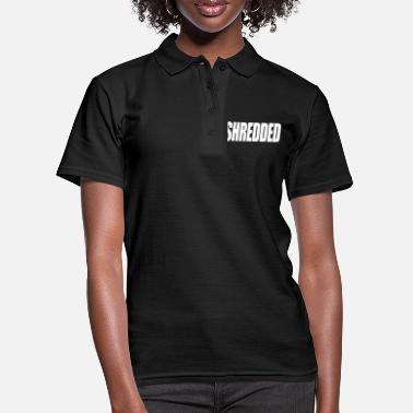 Shred SHREDDED - Women's Polo Shirt