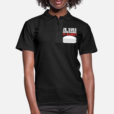 Gourmet SOY GOURMET - Camiseta polo mujer