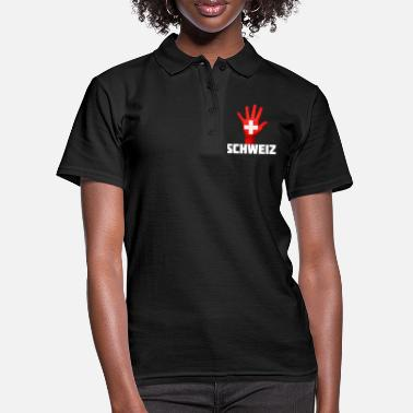 Suiza Suiza - Camiseta polo mujer