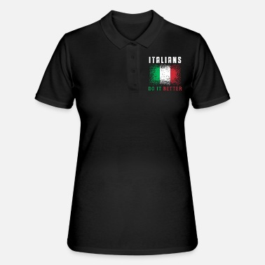 Flag Italy flag - Women's Polo Shirt