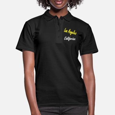 Hollywood Los Angeles Californien - Poloshirt dame