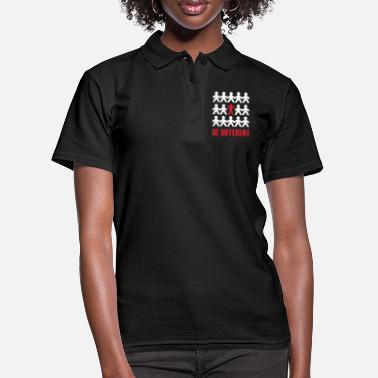 Different Be different - Women's Polo Shirt