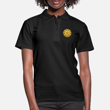 Mon Sakai mon gold - Women's Polo Shirt