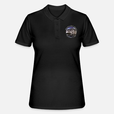 Mountainous Mirage I - Poloshirt dame