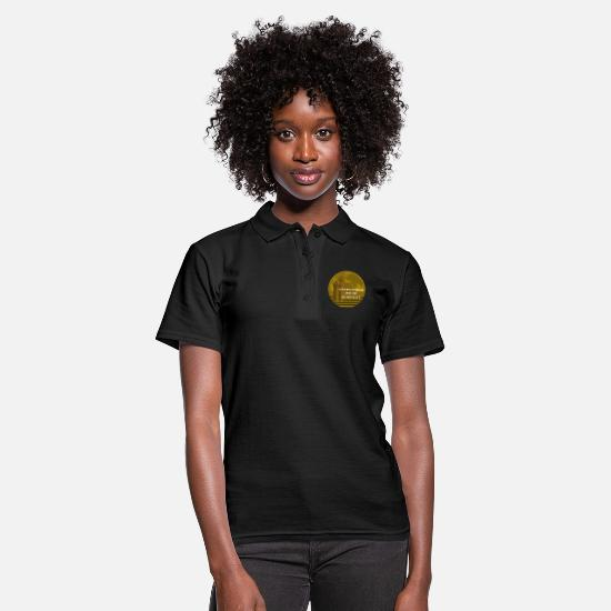 Gift Idea Polo Shirts - Democracy Festival Day of Remembrance Germany Election UN - Women's Polo Shirt black