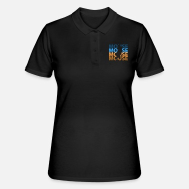 Mouse mouse - Women's Polo Shirt
