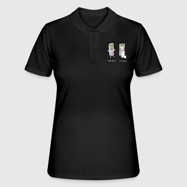 College Before College - After College - Women's Polo Shirt