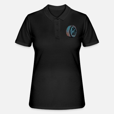 Wiel wiel - Women's Polo Shirt