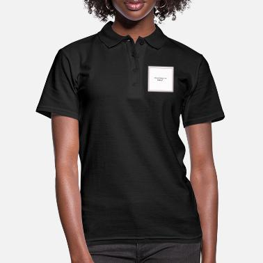 Post Starting to post - Women's Polo Shirt