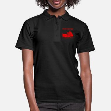 Manchester England gift idea - Women's Polo Shirt