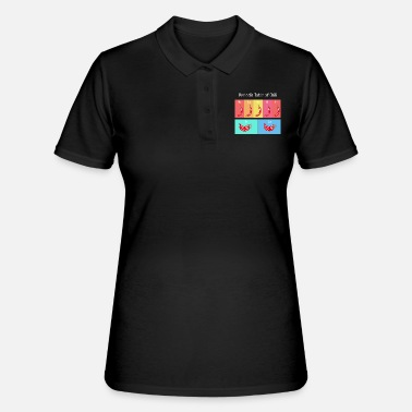 Periodic Table Periodic Table of Chili - Periodic Table of the Chili - Women's Polo Shirt