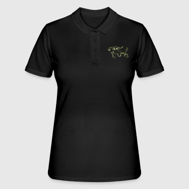 Map World World Map Map - Women's Polo Shirt
