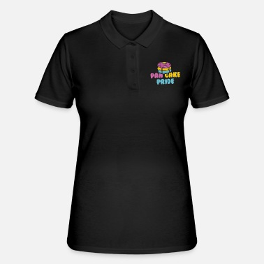 Pan Cake Pride - Women's Polo Shirt
