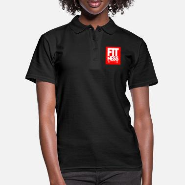 Fitness Fitness fitness - Women's Polo Shirt