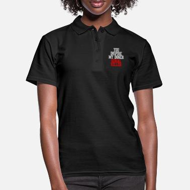 Asocial People hate asocial - Women's Polo Shirt