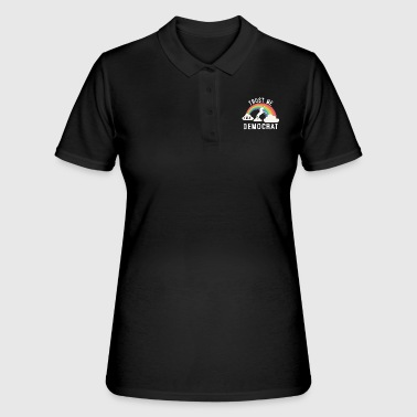 Demokrat Vertrau mir, ich bin ein Demokrat - Women's Polo Shirt