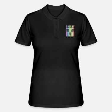 Hawaii HAWAII - Women's Polo Shirt