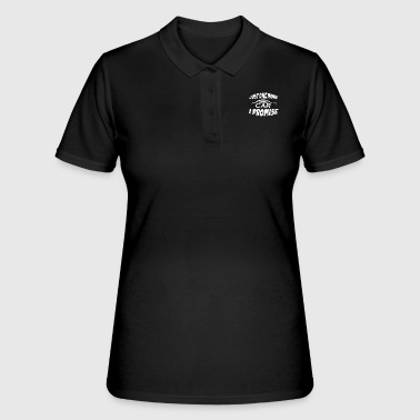 Auto Fan Racer Highway Man Gift - Women's Polo Shirt