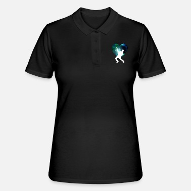 Electric Guitar Guitarist electric guitar electric guitar - Women's Polo Shirt