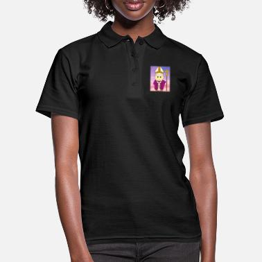 Pope pope - Women's Polo Shirt