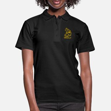 Wolf WOLF - WOLF - Women's Polo Shirt