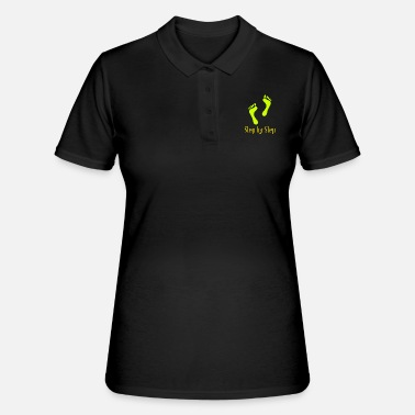 Step Step by Step - Frauen Poloshirt