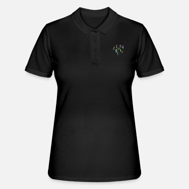 Number Numbers numbers numbers - Women's Polo Shirt