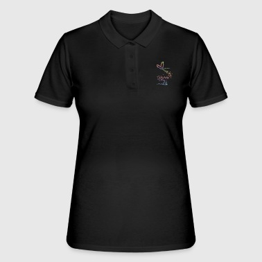 Pastell Pastell Herz - Women's Polo Shirt