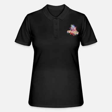Keyboard Keyboard - Women's Polo Shirt
