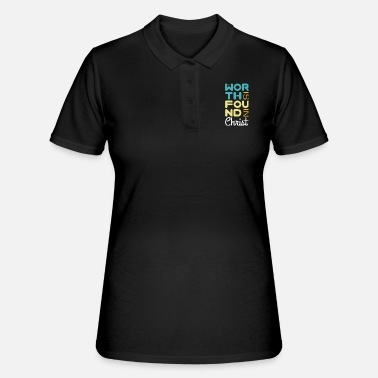 Christus Christus - Frauen Polo Shirt