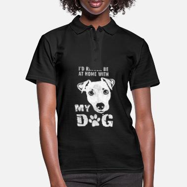 Dog Owner Dog owner Dog lover Dog owner - Women's Polo Shirt