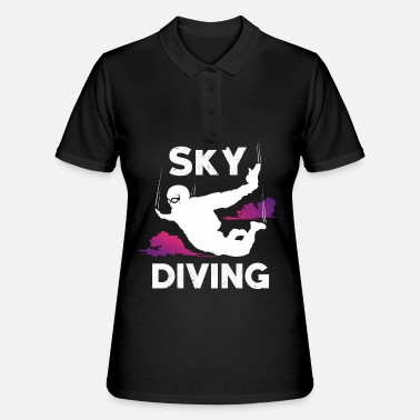 Skydiver Skydiving skydiving - Women's Polo Shirt