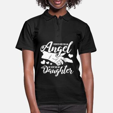 Daughter Daughter angel - Women's Polo Shirt