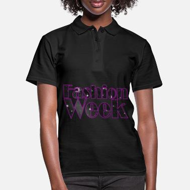 Week Fashion Week - Fashion Week - Women's Polo Shirt