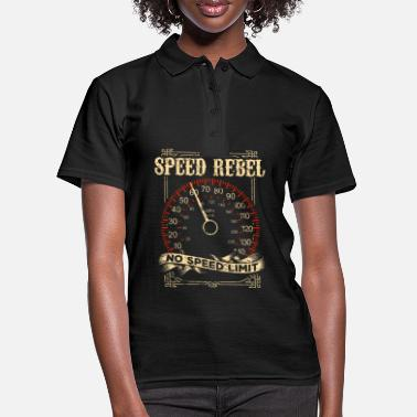 Speed Car Racer speed car speed - Women's Polo Shirt