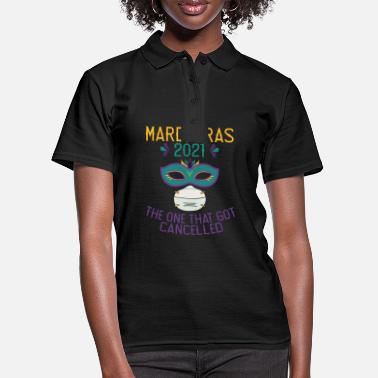 Liebhaber Mardi Gras 2021 That Got Cancelled - Frauen Poloshirt