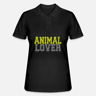 Animal Lover Animal lover - Animal lover - Women's Polo Shirt