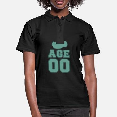 Age Age 00 - age 00 - Women's Polo Shirt