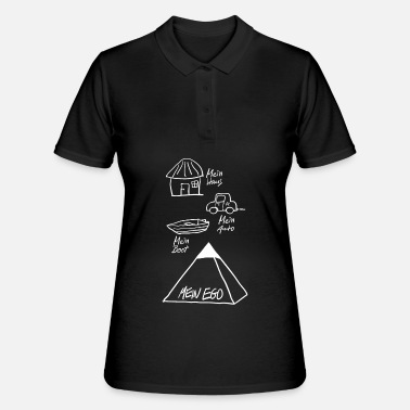 Ego Mijn ego - Women's Polo Shirt