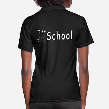 School The School - Women's Polo Shirt
