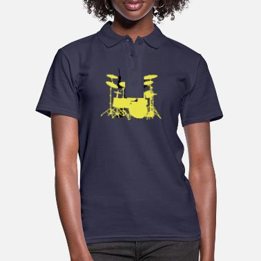 Mapex Drums - Women's Polo Shirt
