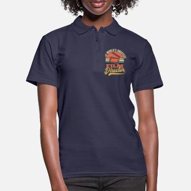 Hollywood Filmmaker Worlds Greatest Director Gift - Women's Polo Shirt